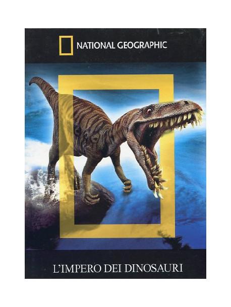 Impero Dei Dinosauri (L') (Dvd+Booklet)