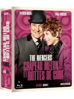 Chapeau Melon Et Bottes De Cuir Saison 6/Blu-Ray [Edizione: Francia]