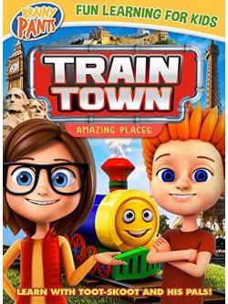 Train Town: Amazing Places [Edizione: Stati Uniti]