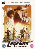 Dc's Legends Of Tomorrow: The Complete Fifth Season [Edizione: Regno Unito]