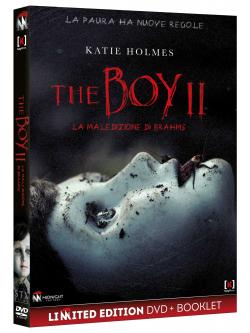 Boy II (The) - La Maledizione Di Brahms (Dvd+Booklet)