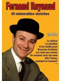 Fernand Raynaud - 40 Memorables Sketches (2 Dvd) [Edizione: Francia]