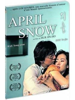 April Snow [Edizione: Francia]