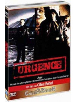 Urgence [Edizione: Francia]