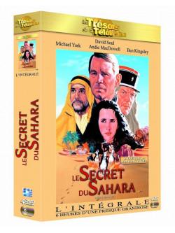 Le Secret Du Sahara (4 Dvd) [Edizione: Francia]
