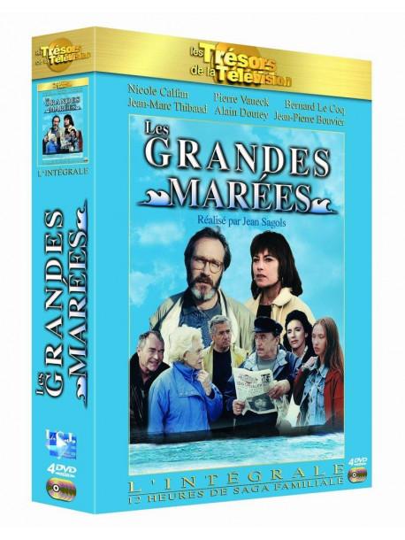 Les Grandes Marees (4 Dvd) [Edizione: Francia]