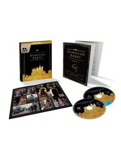 Downton Abbey: Il Film (Ce) (Blu-Ray+Dvd+Ricette)