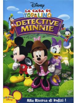 Casa Di Topolino (La) - Detective Minnie