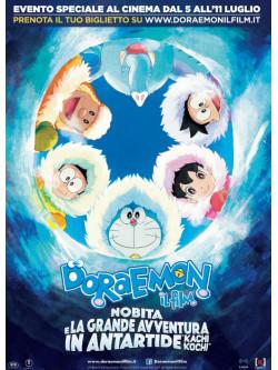 Doraemon - Nobita E La Grande Avventura In Antartide