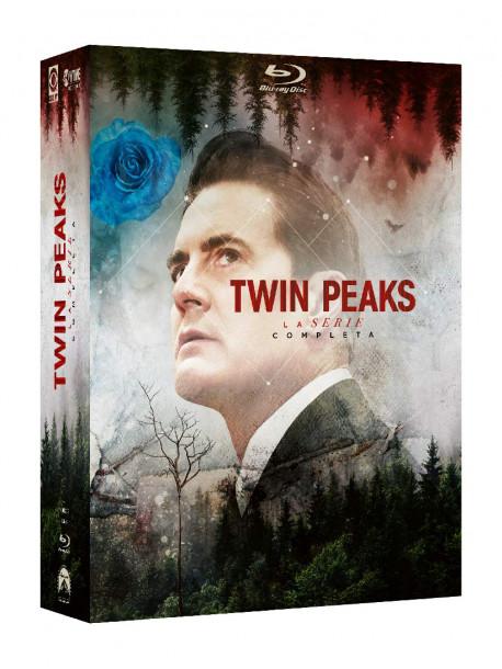 Twin Peaks - La Serie Completa (16 Blu-Ray)