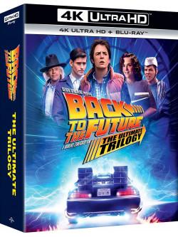 Ritorno Al Futuro - La Trilogia 35Th Anniversary Collection (Digipack) (3 Uhd+3 Blu-Ray)