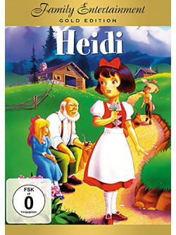 Heidi [Edizione: Germania]