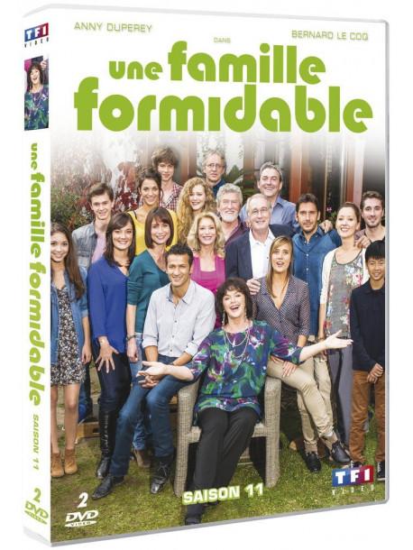 Coffret Une Famille Formidable, Saison 11 (2 Dvd) [Edizione: Francia]