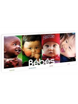 Bebes+Sac Toile+Calendrier [Edizione: Francia]