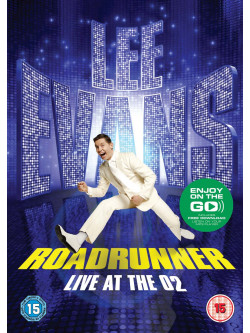 Lee Evans - Roadrunner - Live At The O2 [Edizione: Regno Unito]