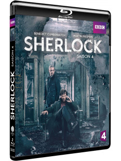 Sherlock Saison 4 (2 Blu-Ray) [Edizione: Francia]