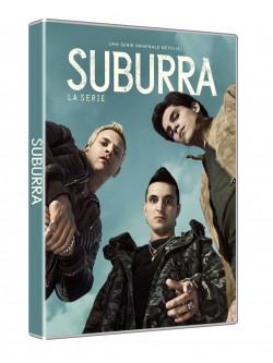 Suburra - Stagione 01 (3 Dvd)