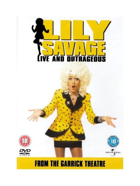 Lily Savage - Live And Outrageous [Edizione: Regno Unito]