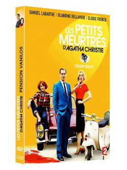 Agatha Christie Pension Vanilos [Edizione: Francia]