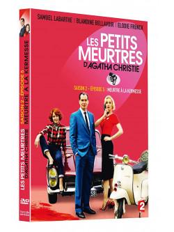 Agatha Christie Meurtre A La Kermesse [Edizione: Francia]