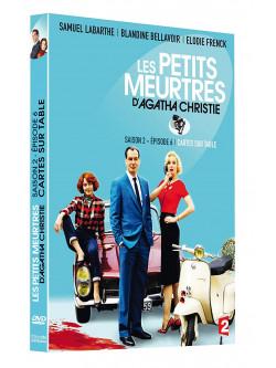 Agatha Christie Cartes Sur Table [Edizione: Francia]
