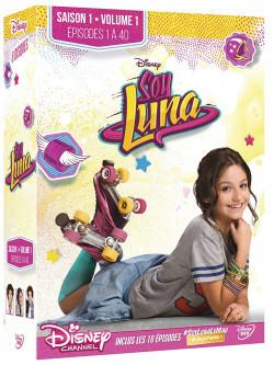 Soy Luna Saison 1 Vol 1 (9 Dvd) [Edizione: Francia]