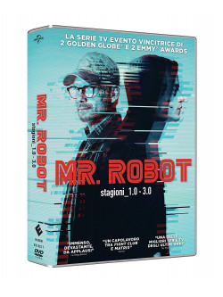 Mr. Robot - Stagioni 01-03 (10 Dvd)