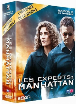 Experts (Les): Manhattan Integrale Saison 5 (6 Dvd) [Edizione: Francia]