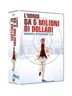 Uomo Da Sei Milioni Di Dollari (L') - Stagioni 01-03 (16 Dvd)