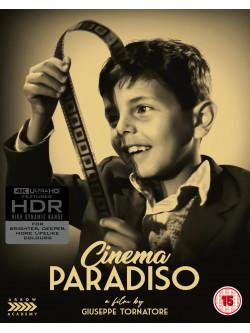 Cinema Paradiso (4K Ultra Hd) [Edizione: Regno Unito] [ITA]