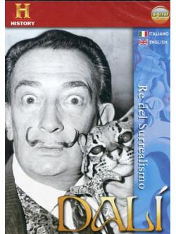 Dali' - Il Re Del Surrealismo (Dvd+Booklet)