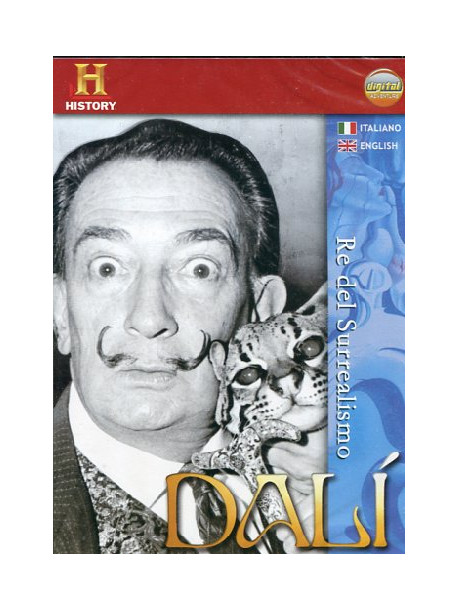 Dali' - Il Re Del Surrealismo (Dvd+Booklet)