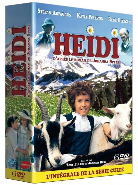 Heidi L Integrale De La Serie (6 Dvd) [Edizione: Francia]