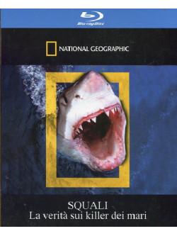 Squali - La Verita' Sui Killer Dei Mari (Blu-Ray+Booklet)