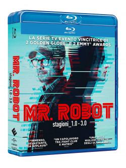 Mr. Robot - Stagioni 01-03 (10 Blu-Ray)