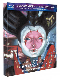 Ghost In The Shell - Graphic Art Collection (Limited Edition)