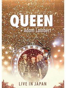 Queen/Adam Lambert - Live In Japan.. -Br+Cd-