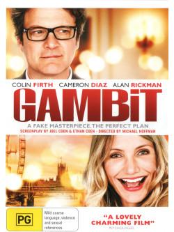 Gambit [Edizione: Australia]