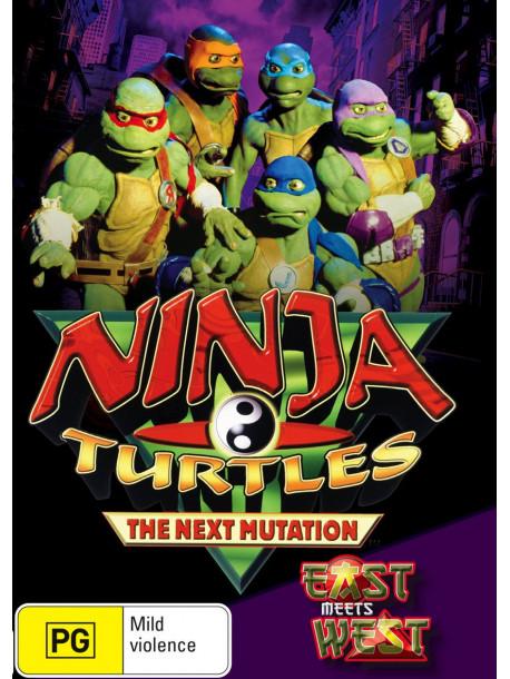 Ninja Turtles The Next Mutati [Edizione: Australia]