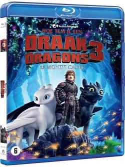 Dragons 3 Le Monde Cache [Edizione: Francia]