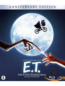 E.T [Edizione: Francia]