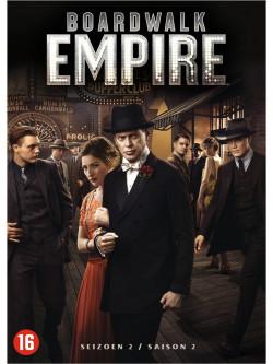 Boardwalk Empire S2 (5 Dvd) [Edizione: Paesi Bassi]