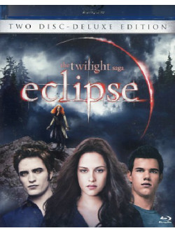 Eclipse - The Twilight Saga (Ltd Deluxe Edition) (Blu-Ray+Dvd Contenuti Extra+Zainetto)