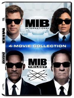 Men In Black Collection (4 Dvd)