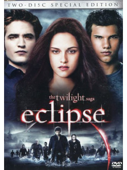 Eclipse - The Twilight Saga (SE) (2 Dvd)