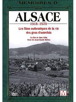 Memoires D Alsace 1918-1970 [Edizione: Francia]