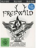 Frei.Wild - 15 Jahre Mit Liebe,.. (3 Blu-Ray) [Edizione: Germania]