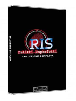 Ris - Delitti Imperfetti - Collezione Completa (23 Dvd)