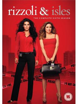 Rizzoli & Isles - S6 (4 Dvd) [Edizione: Paesi Bassi]