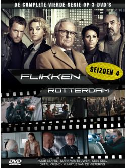 Flikken Rotterdam S4 (3 Dvd) [Edizione: Paesi Bassi]